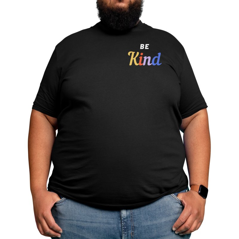 Be kind Men's T-Shirt by Introverts Unite