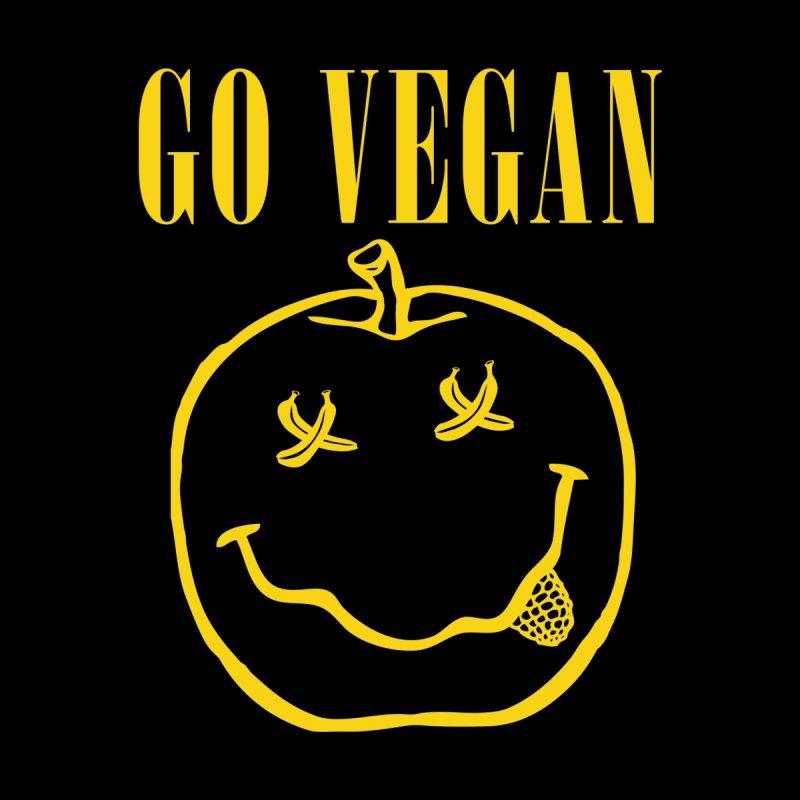 Vegan Grunge Smile by In Vegan Veritas