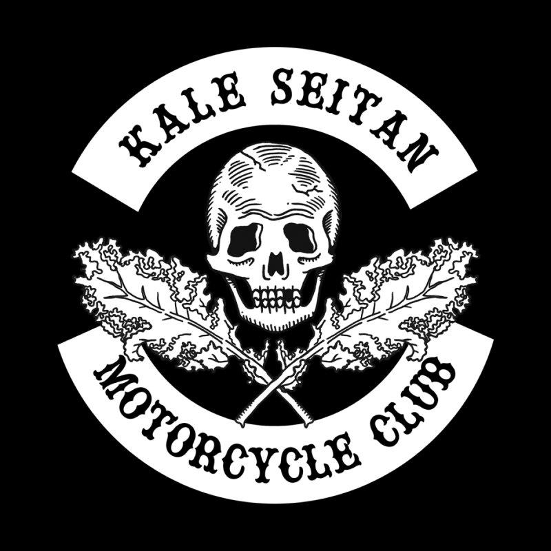 Kale Seitan Motorcycle Club by In Vegan Veritas