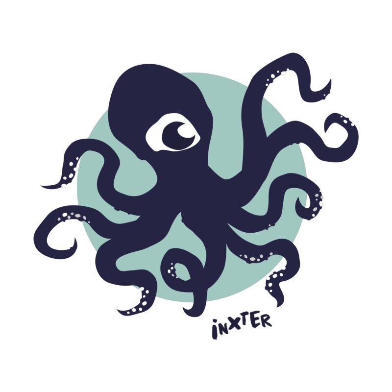 Octopus Kids Baby Zip-Up Hoody by inxter
