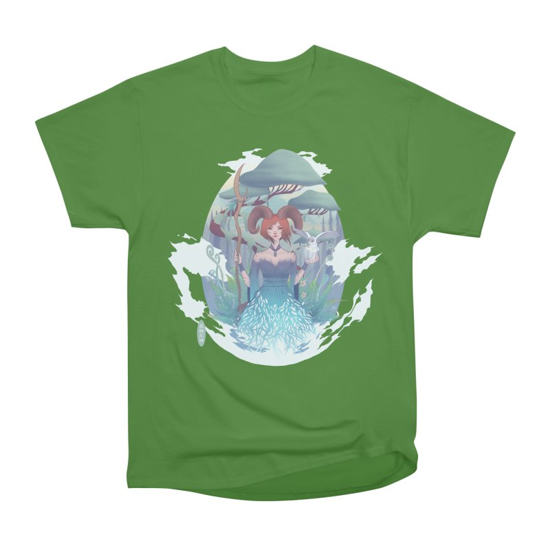 Guardian of the Forest Men's Classic T-Shirt by cherished