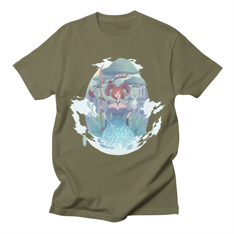 Guardian of the Forest Women's Unisex T-Shirt by cherished