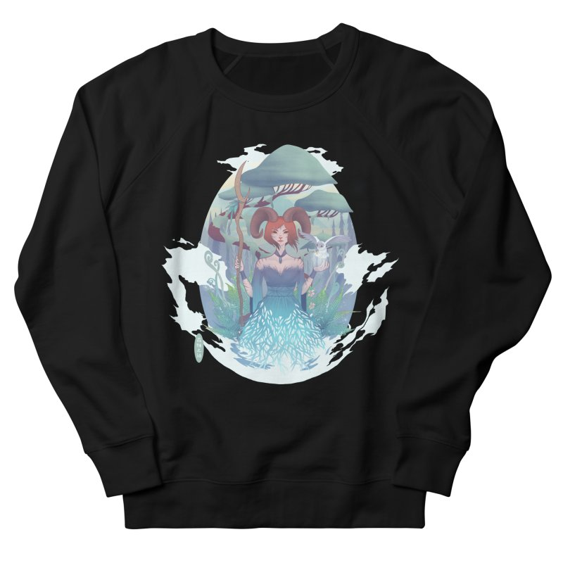 Guardian of the Forest Women's Sweatshirt by cherished