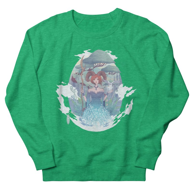 Guardian of the Forest Men's Sweatshirt by cherished