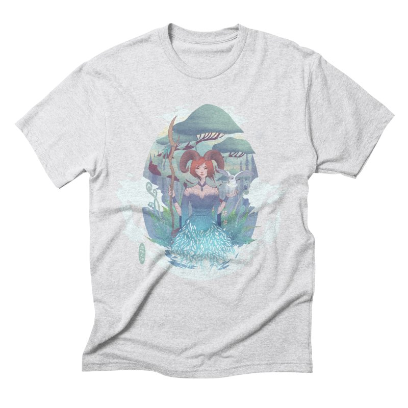 Guardian of the Forest Men's Triblend T-Shirt by cherished