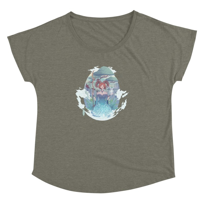 Guardian of the Forest Women's Dolman by cherished