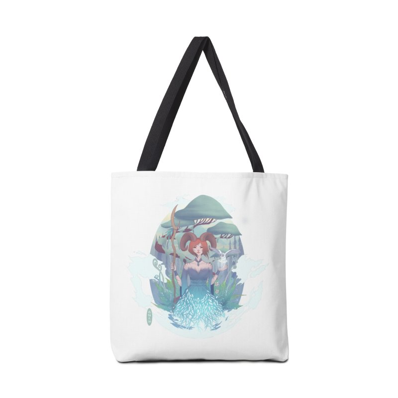 Guardian of the Forest Accessories Bag by cherished