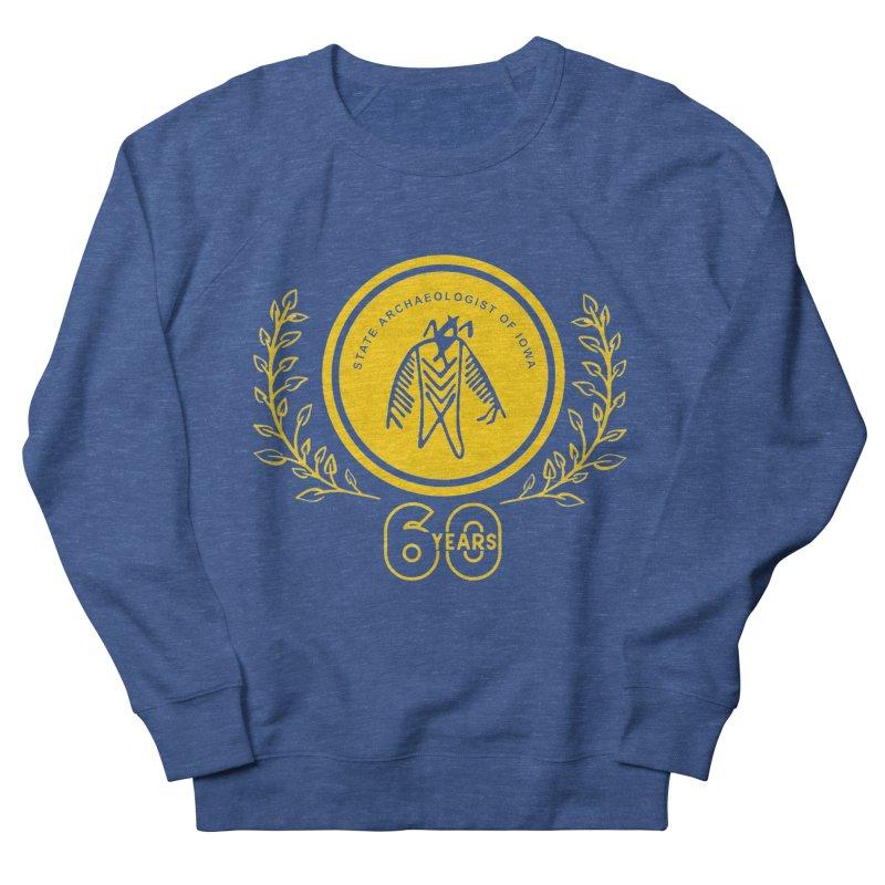 OSA 60th Anniversary Men's Sweatshirt by Iowa Archaeology Gifts, Prints, & Apparel