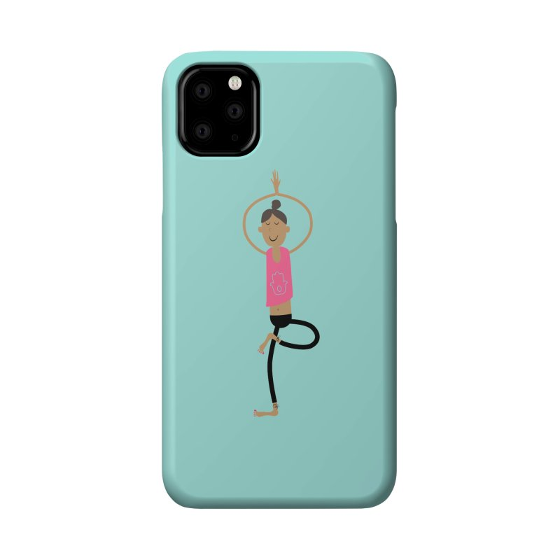 yogini Accessories Phone Case by IreneL's Artist Shop