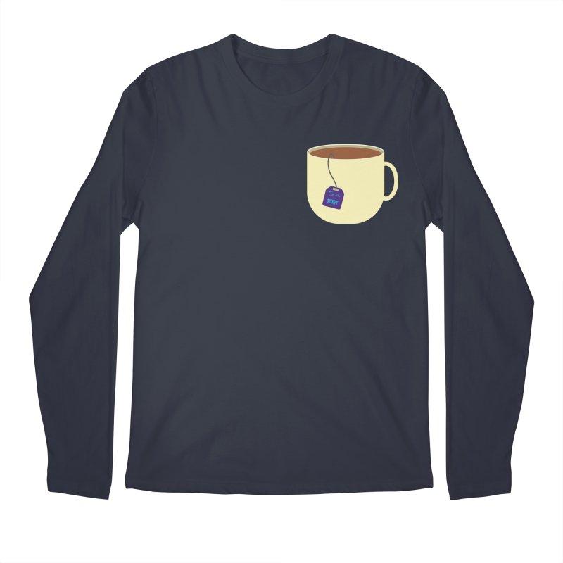 Tea shirt Men's Regular Longsleeve T-Shirt by IreneL's Artist Shop