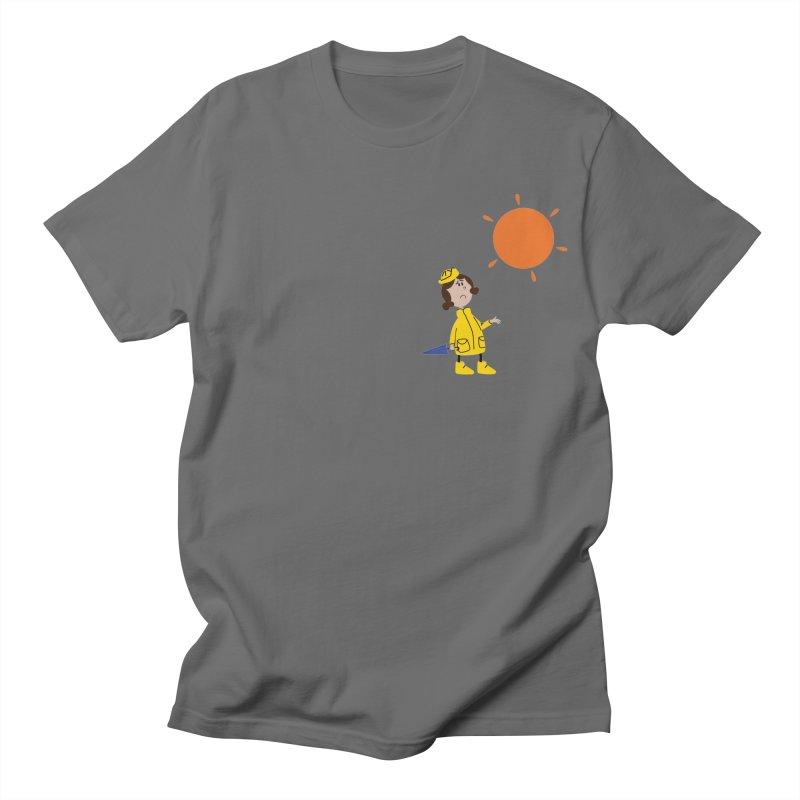 Sunny again?? Men's Regular T-Shirt by IreneL's Artist Shop