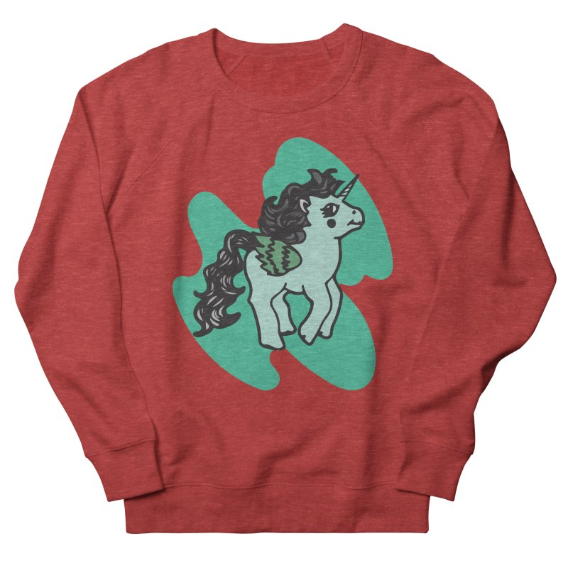 Unicorn Pony Women's Sweatshirt by irinescu's Artist Shop