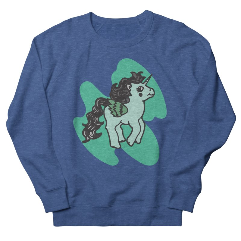Unicorn Pony Men's Sweatshirt by irinescu's Artist Shop