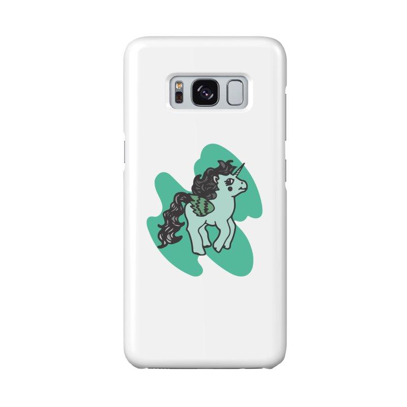 Unicorn Pony Accessories Phone Case by irinescu's Artist Shop