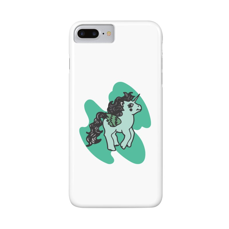 Unicorn Pony Accessories Phone Case by irinescu's Artist Shop