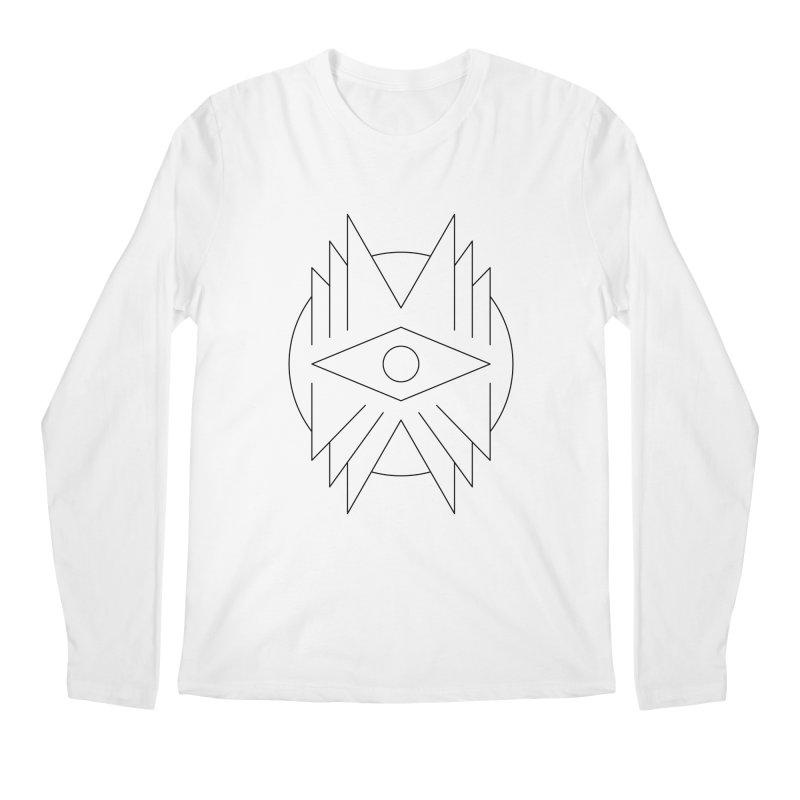 m a j e s t i c Men's Longsleeve T-Shirt by irinescu's Artist Shop