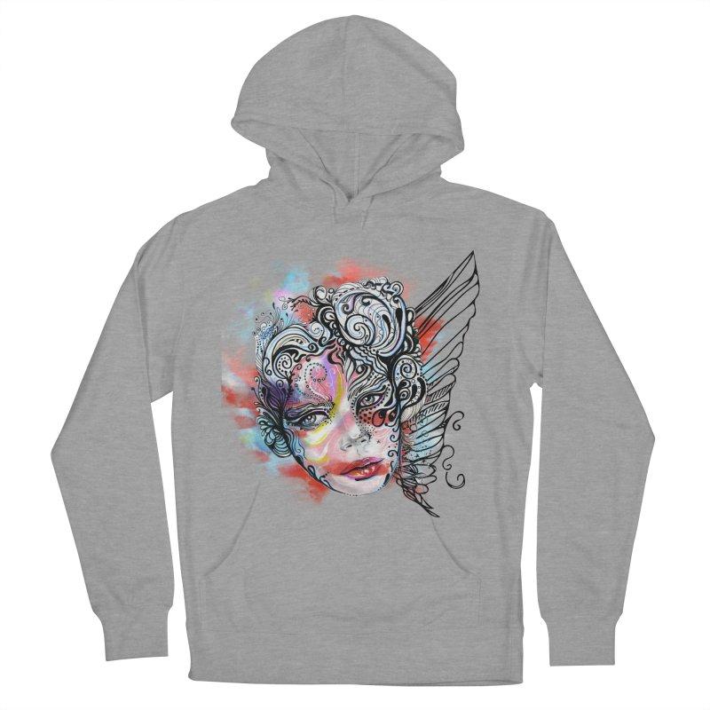 Angel Women's Pullover Hoody by irmaksdesign's Artist Shop