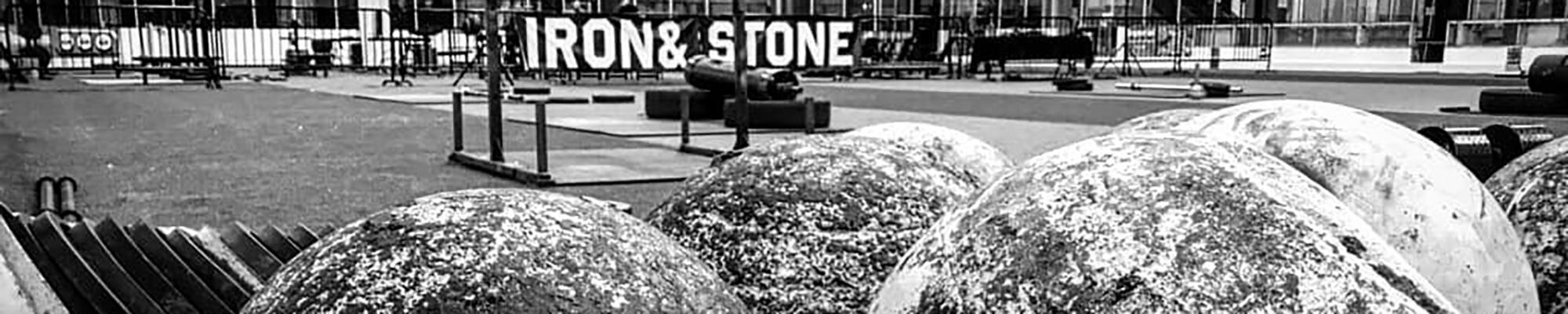 ironandstonestrength Cover