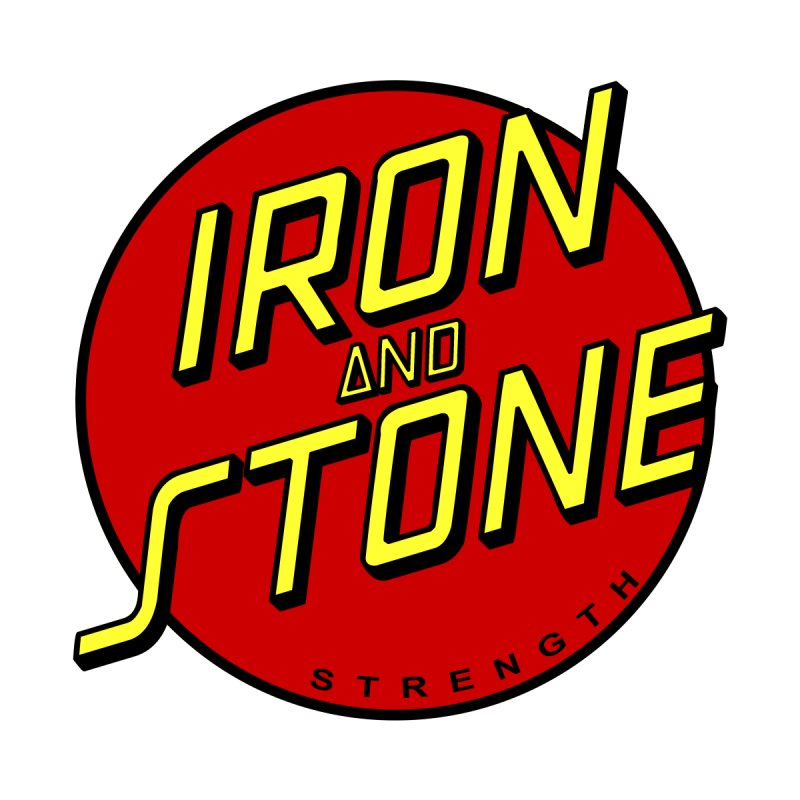 Iron Cruz by Iron and Stone Strength
