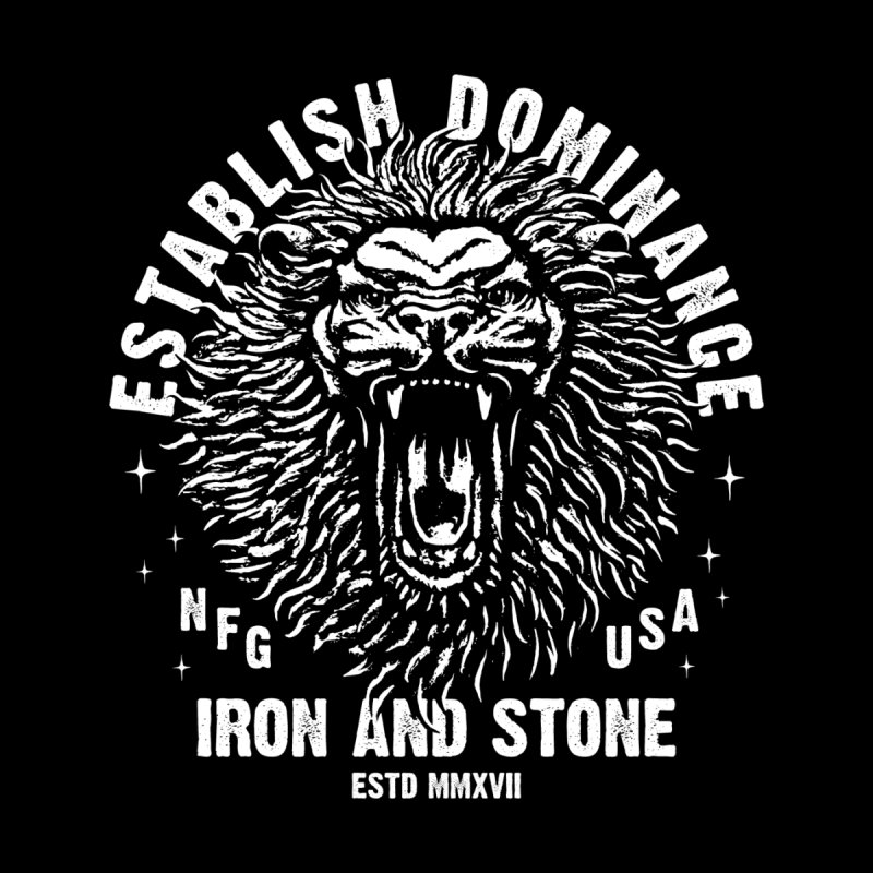 Establish Dominance by Iron and Stone Strength