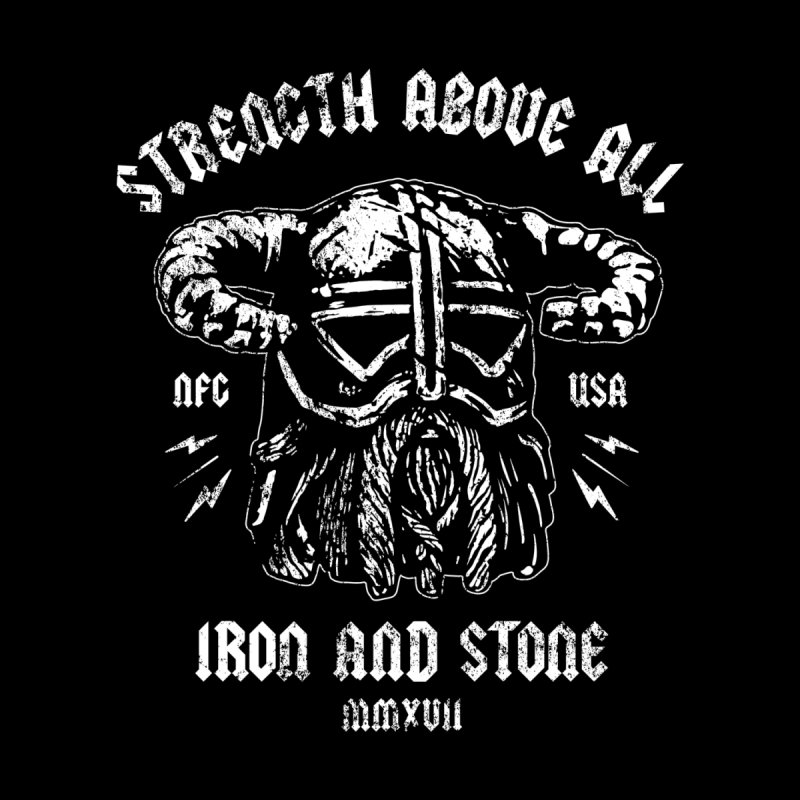 Strength by Iron and Stone Strength