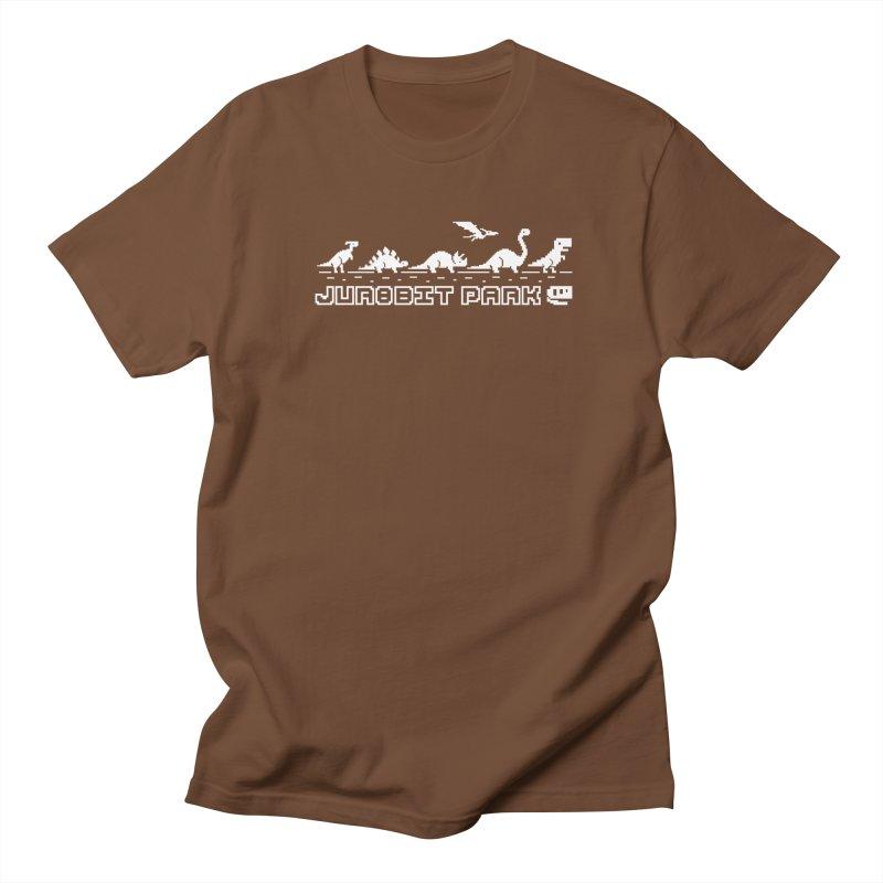 Jur8bit Park - J8P Men's T-shirt by IRONSAURUS SHOP