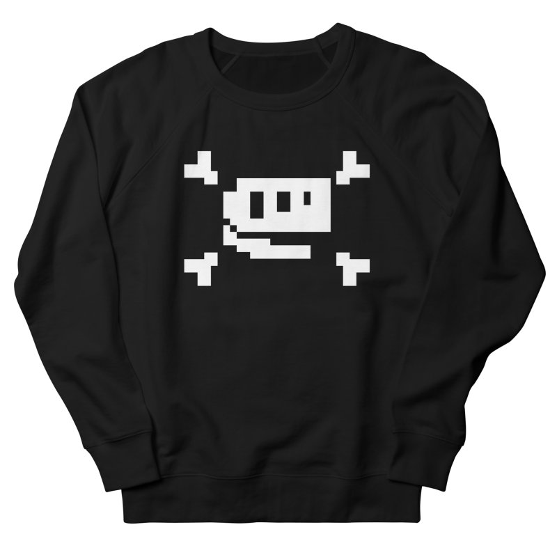 Crossbones Rex - J8P Men's Sweatshirt by IRONSAURUS SHOP