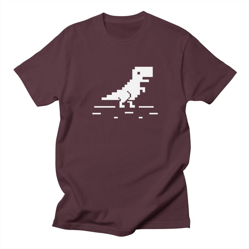 Rex - J8P Men's T-shirt by IRONSAURUS SHOP