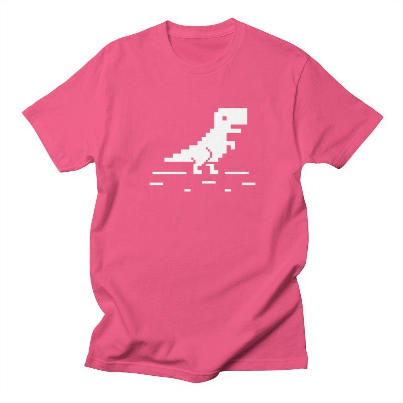 Rex - J8P Men's T-Shirt by IRONSAURUS SHOP