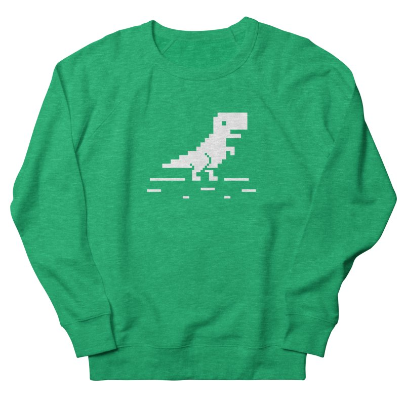 Rex - J8P Women's Sweatshirt by IRONSAURUS SHOP