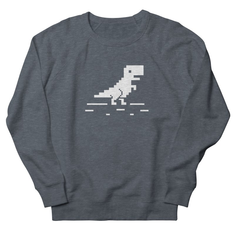 Rex - J8P Men's Sweatshirt by IRONSAURUS SHOP
