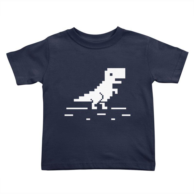 Rex - J8P Kids Toddler T-Shirt by IRONSAURUS SHOP
