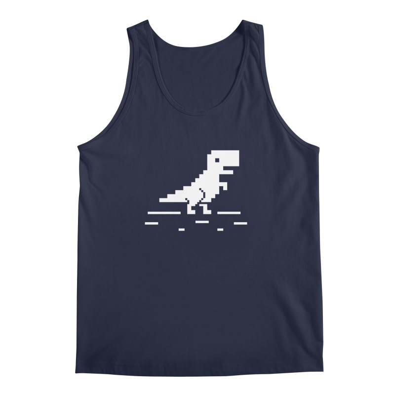 Rex - J8P Men's Tank by IRONSAURUS SHOP