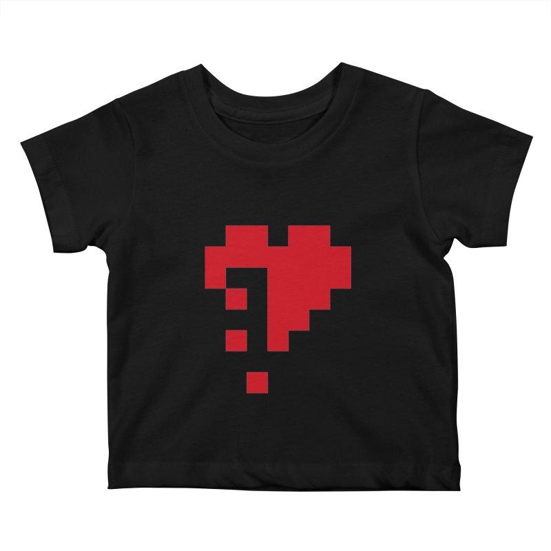 Bleeding Bits Kids Baby T-Shirt by IRONSAURUS SHOP