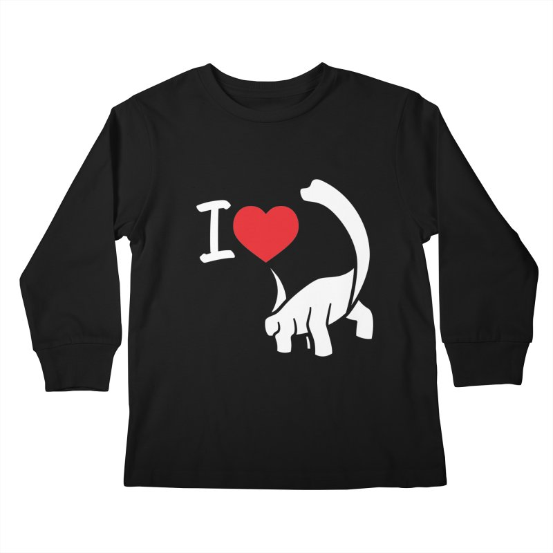 I Love Dinos <3   by IRONSAURUS SHOP