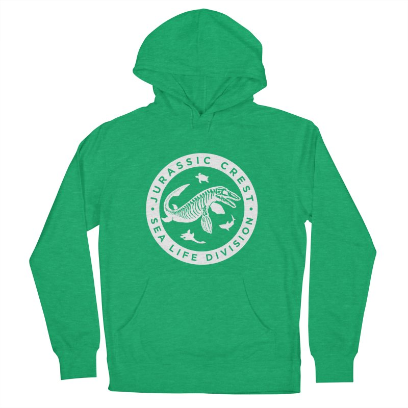 Sea Life Division - JC Men's Pullover Hoody by IRONSAURUS SHOP