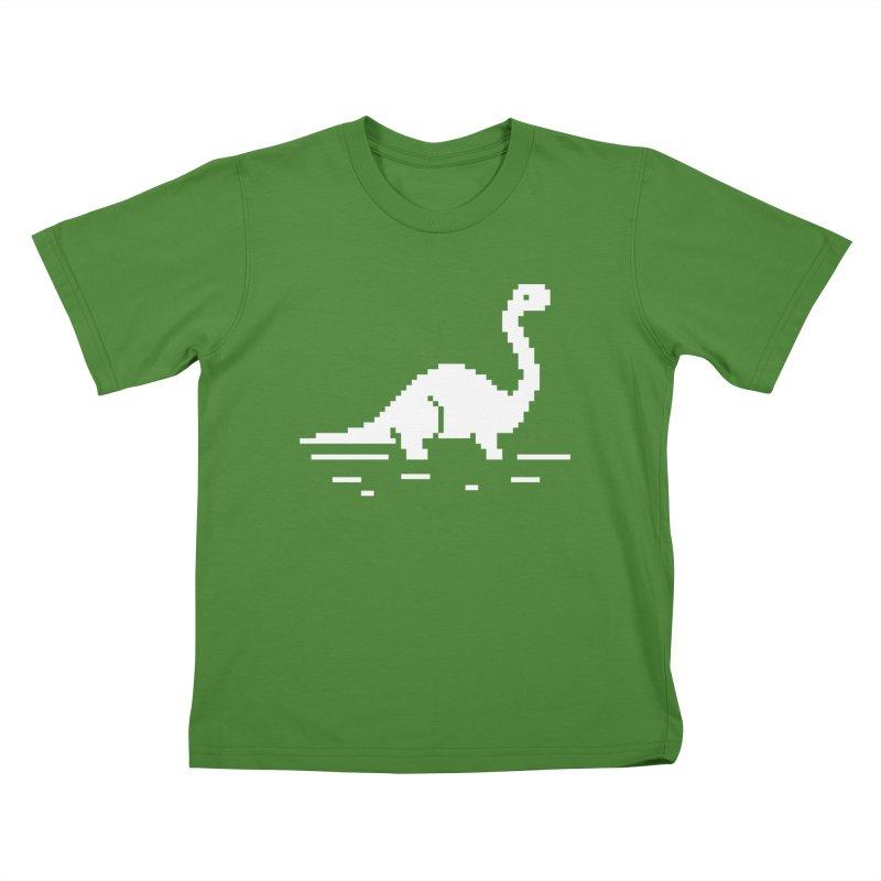 Bronty - J8P Kids T-shirt by IRONSAURUS SHOP
