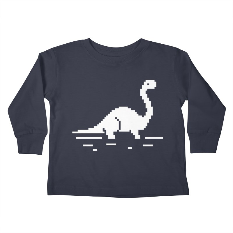Bronty - J8P Kids Toddler Longsleeve T-Shirt by IRONSAURUS SHOP