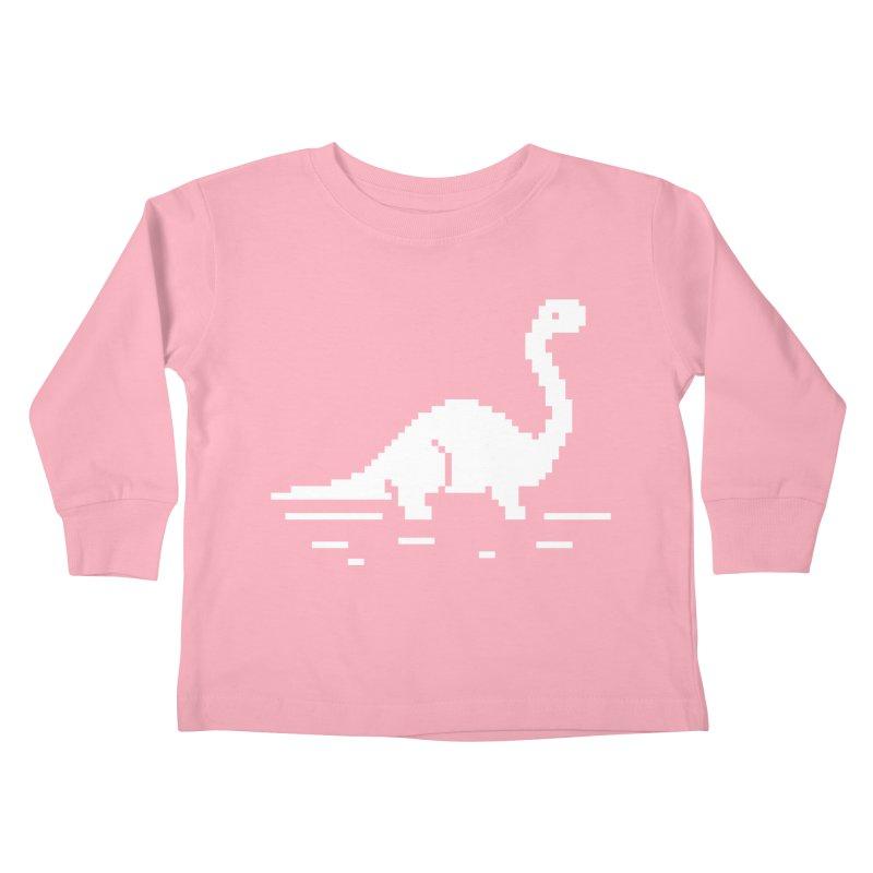 Bronty - J8P Kids Toddler Longsleeve T-Shirt by IRONSAURUS SHOP