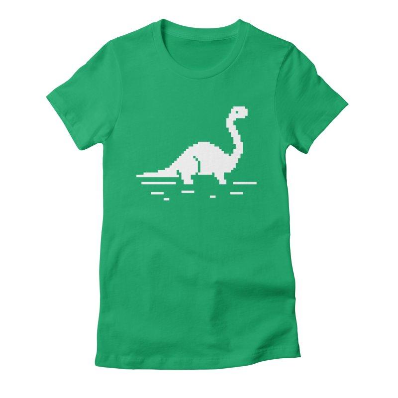 Bronty - J8P Women's Fitted T-Shirt by IRONSAURUS SHOP