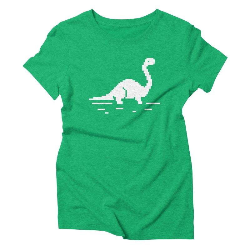 Bronty - J8P Women's Triblend T-Shirt by IRONSAURUS SHOP