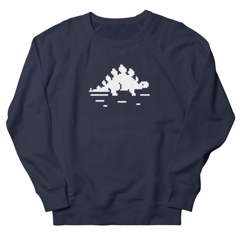 Spikes - J8P Women's French Terry Sweatshirt by IRONSAURUS SHOP