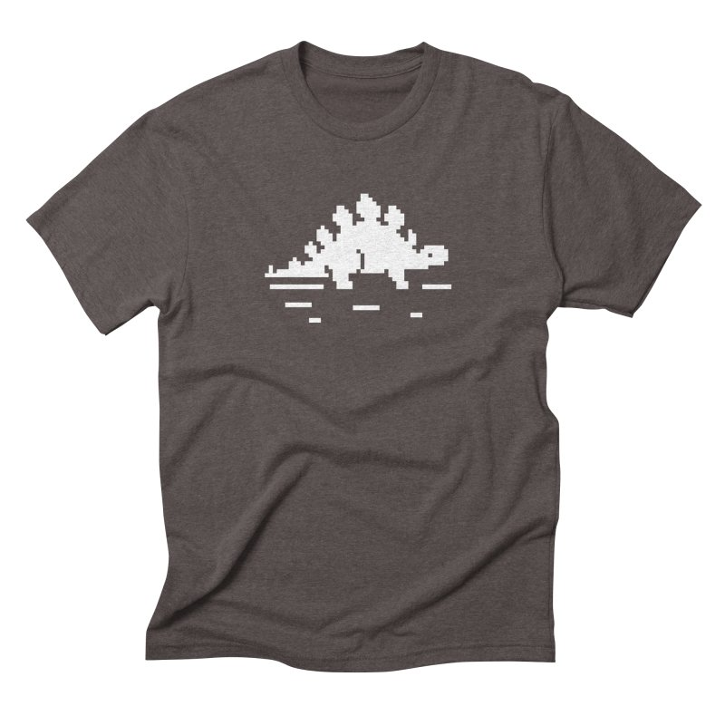 Spikes - J8P Men's Triblend T-Shirt by IRONSAURUS SHOP