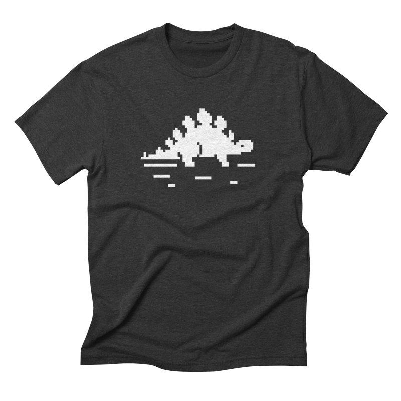 Spikes - J8P Men's Triblend T-shirt by IRONSAURUS SHOP