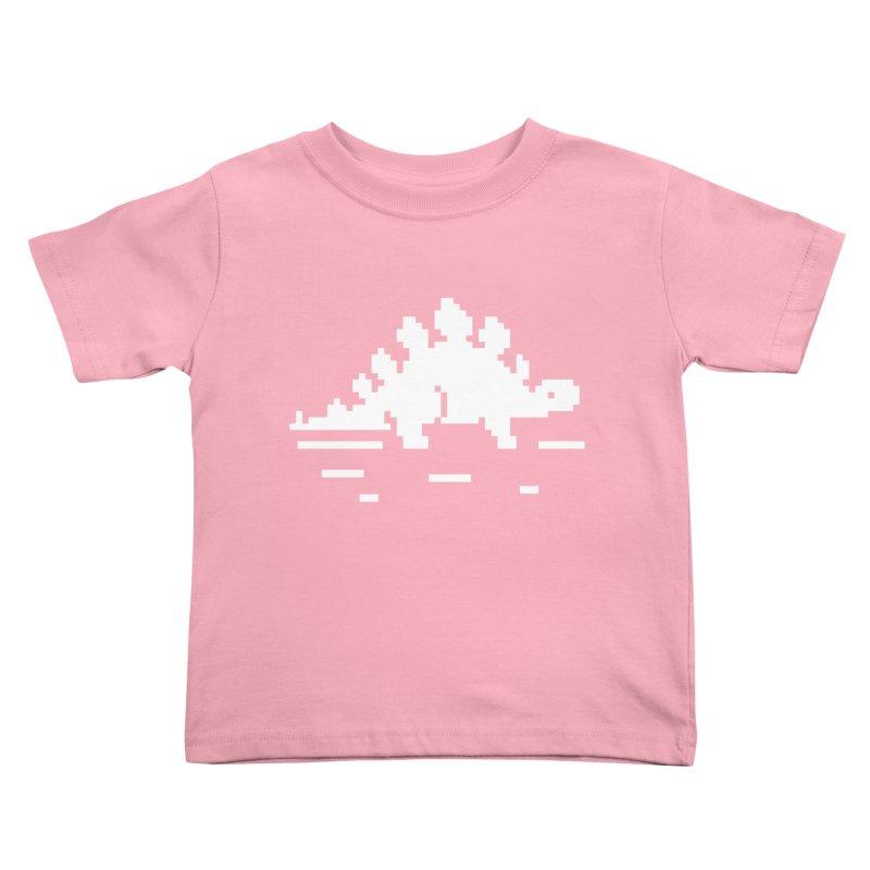 Spikes - J8P Kids Toddler T-Shirt by IRONSAURUS SHOP