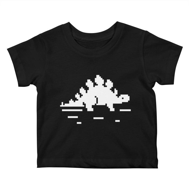 Spikes - J8P Kids Baby T-Shirt by IRONSAURUS SHOP