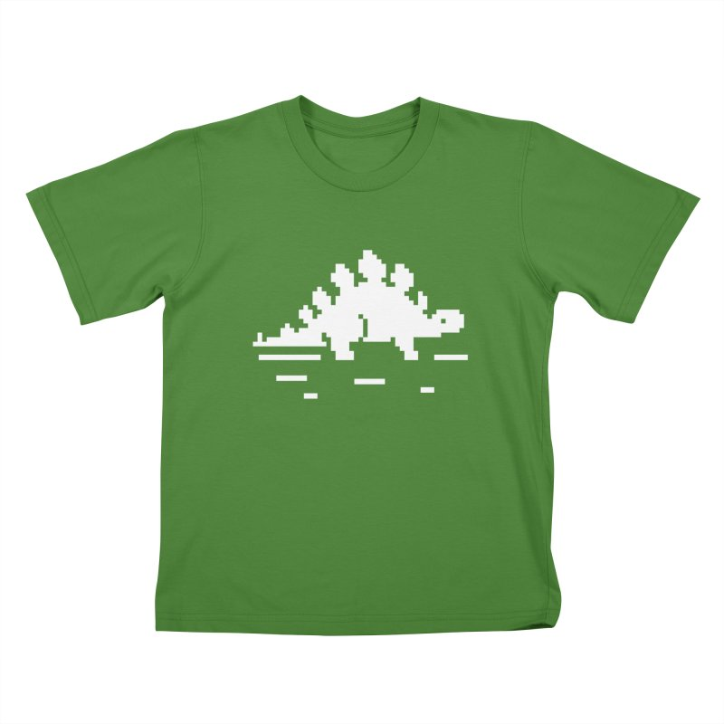 Spikes - J8P Kids T-shirt by IRONSAURUS SHOP