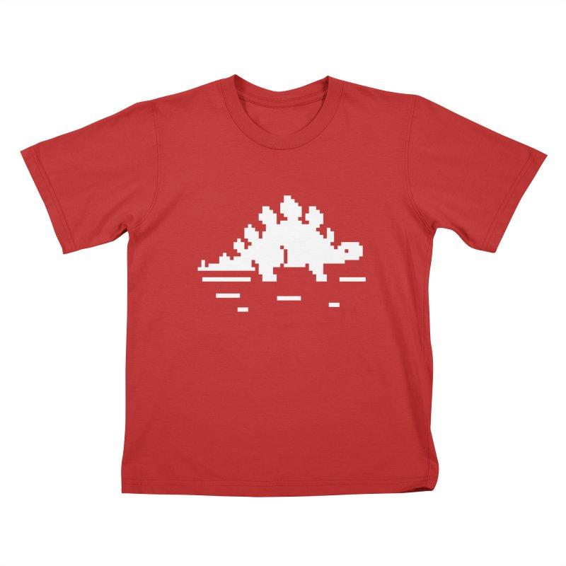 Spikes - J8P Kids T-shirt by IRONSAURUS SHOP