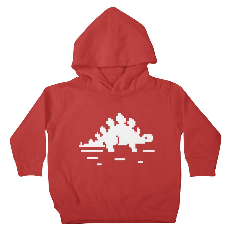 Spikes - J8P Kids Toddler Pullover Hoody by IRONSAURUS SHOP