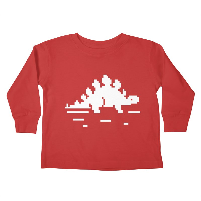 Spikes - J8P Kids Toddler Longsleeve T-Shirt by IRONSAURUS SHOP